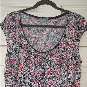 Boden Short Sleeve Dress